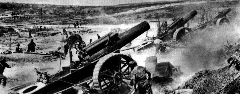 Centenaire de la Grande Guerre 14-18, Sainte-Ménéhould site historique