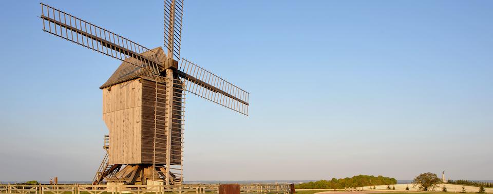 Moulin de Valmy, terre d'histoire, de culture et de terroir